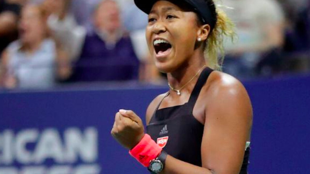 Naomi Osaka upsets Serena Williams in controversial US Open final