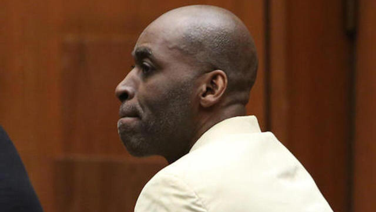 'Shield' actor Michael Jace gets 40 years to life in wife's killing