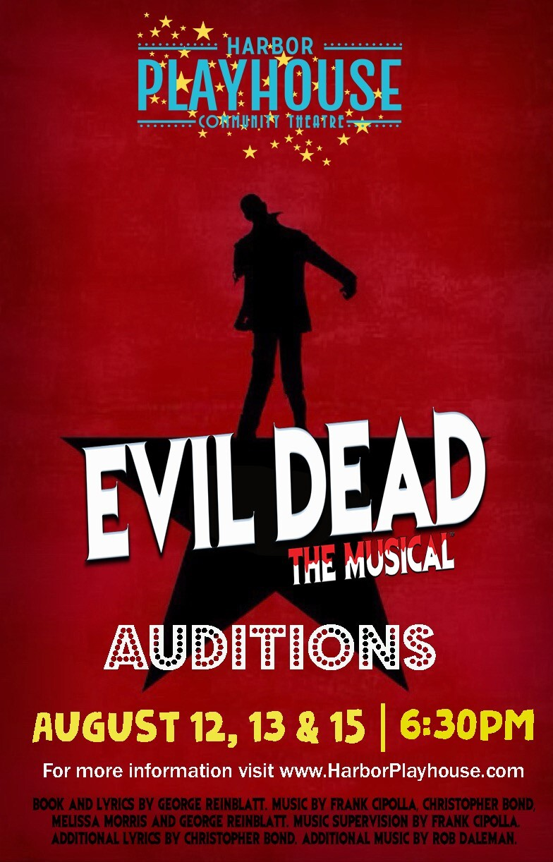 Harbor Playhouse - ‎Evil Dead Auditions Facebook page.jpg