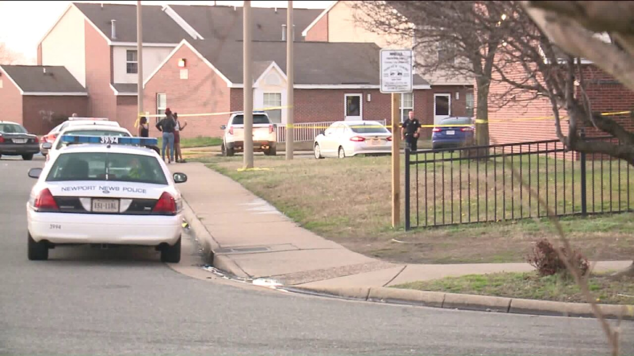 Man critically injured after accidentally shooting himself in NewportNews