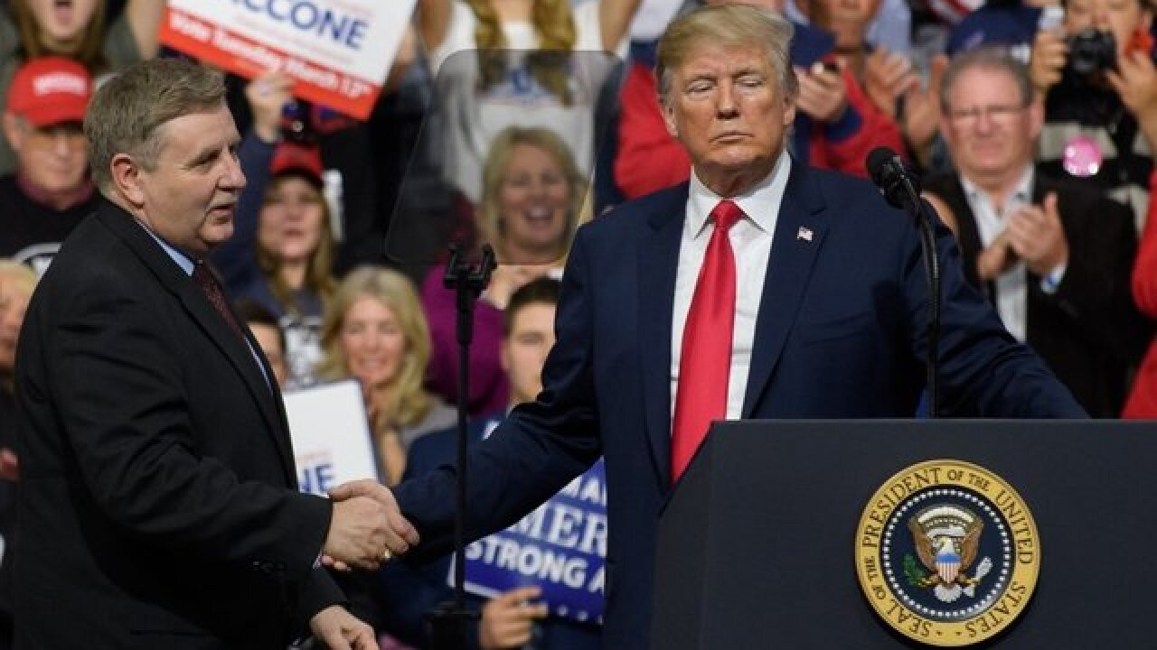 DC Daily: Trump slams rivals, touts 2020 slogan 'Keep America Great!'