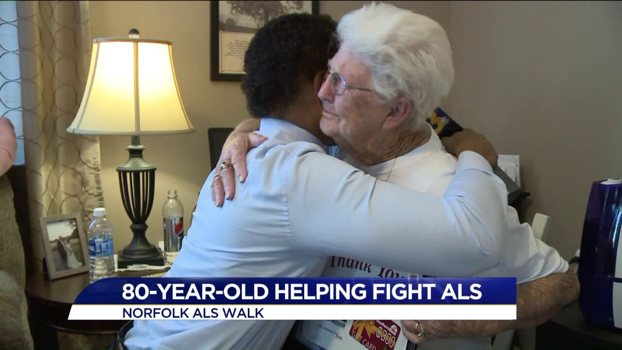 People Taking Action: Local grandma joins the fight againstALS