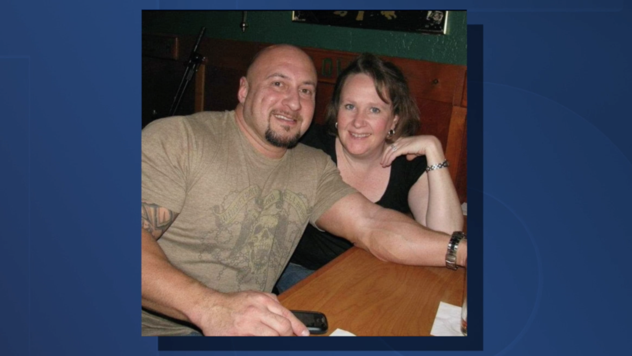 Diane Smith and Brandon Smith