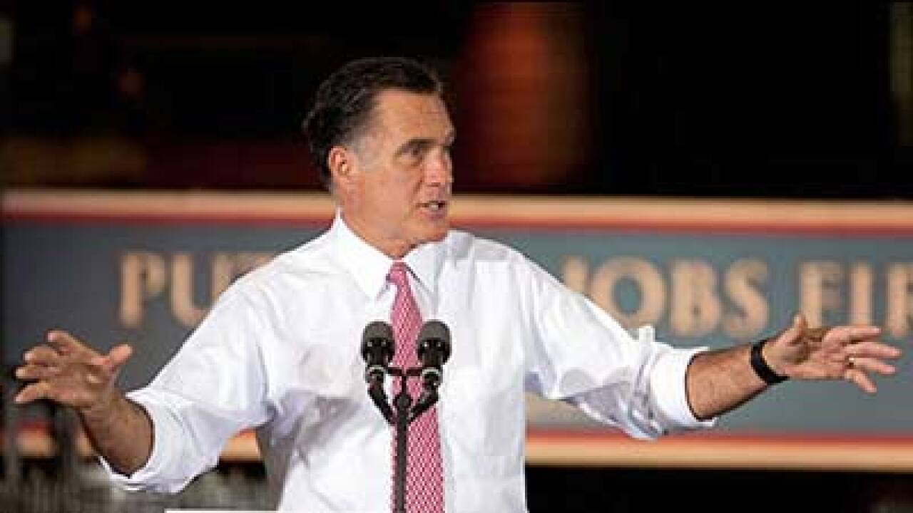 Romney supports rape exception to GOP anti-abortion platform
