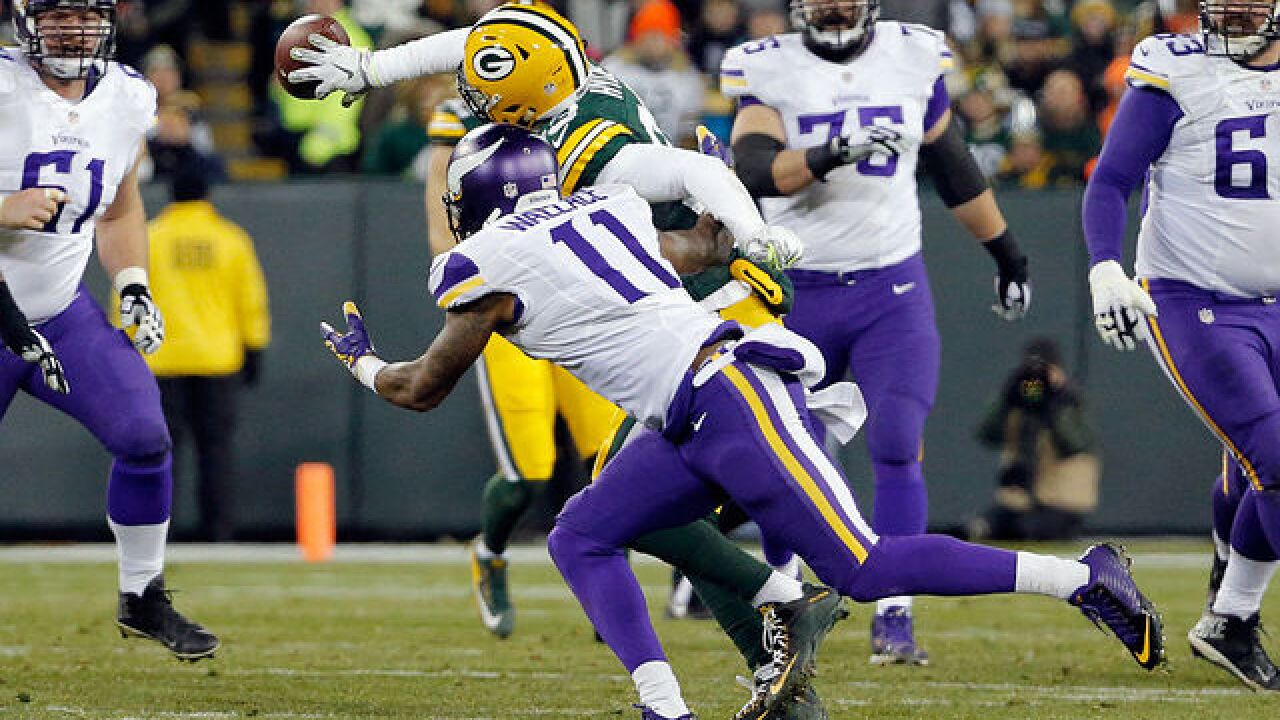 Packers to take on Vikings in new U.S. Bank Stadium