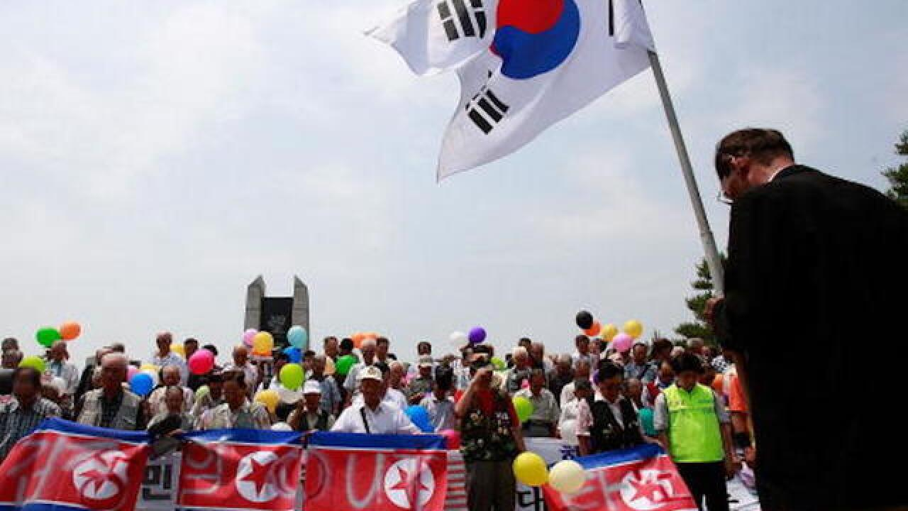 North Korea, South Korea to march under united flag at 2018 Olympics