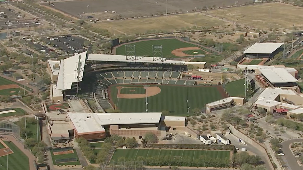 Salt River Fields Aerial Air15 2020