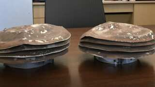 Damaged rooftop vents from 2018 hail storms causing carbon monoxide scares