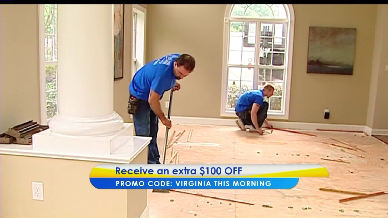 Shop for brand new floors without leavinghome!