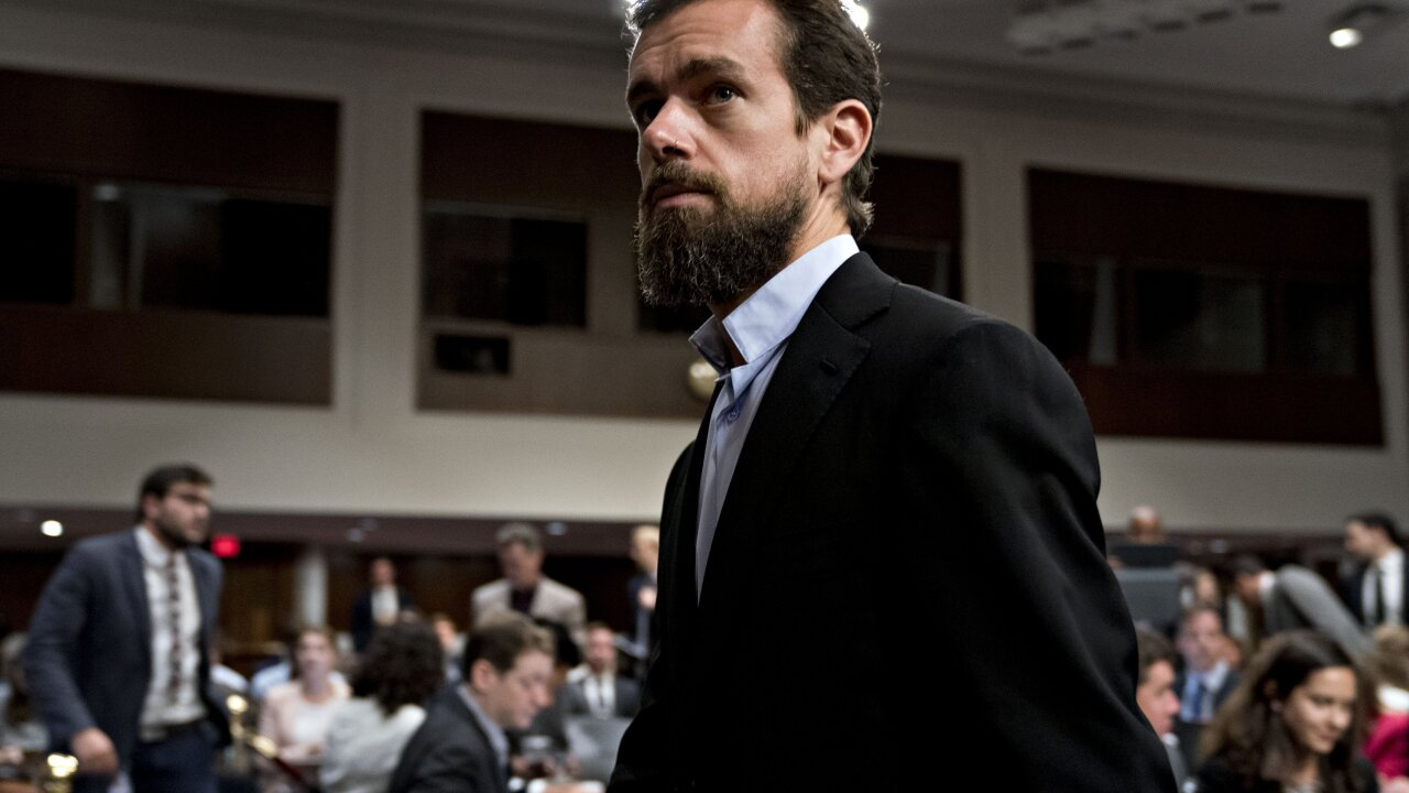 Twitter will stop accepting political ads, Jack Dorsey announces