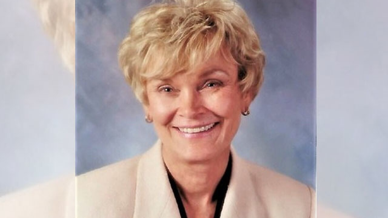 Former state treasurer Carol Springer dead at 81