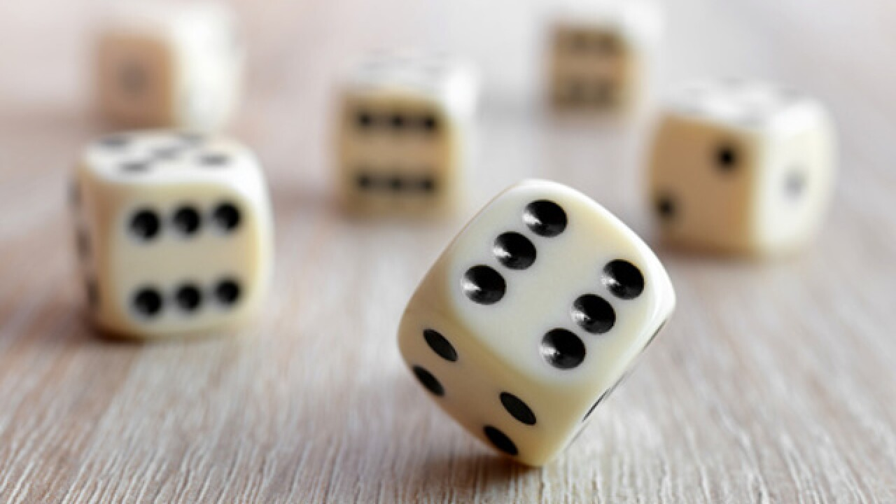 20-year-old shot during dice game in Baltimore