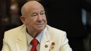 Alexei Leonov, the first man to ever walk in space, is dead at 85