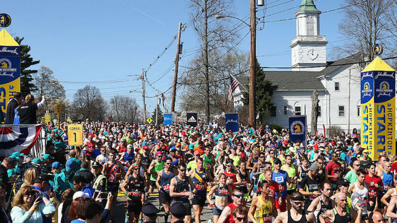 Boston Marathon allowing trans runners to compete with identified gender