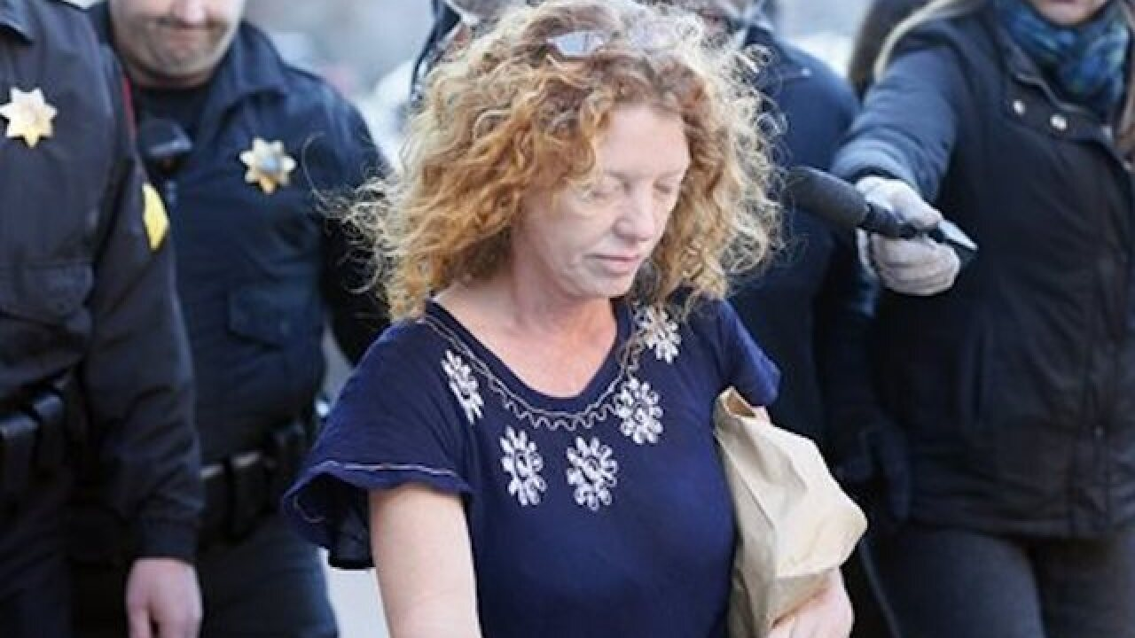 Texas 'affluenza' teen's mom released from jail