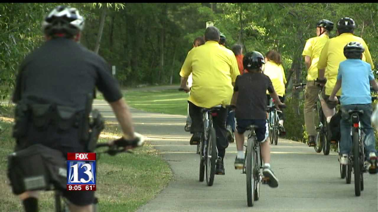 Citizens' bike patrol to monitor Provo River Trail