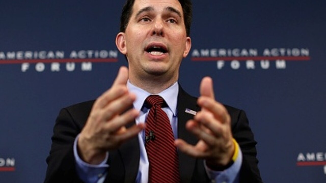 Walker doesn't expect vote changes in Wisconsin recount