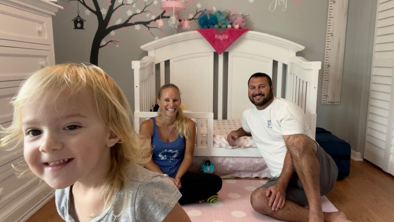 Ryan Viamontes and Family