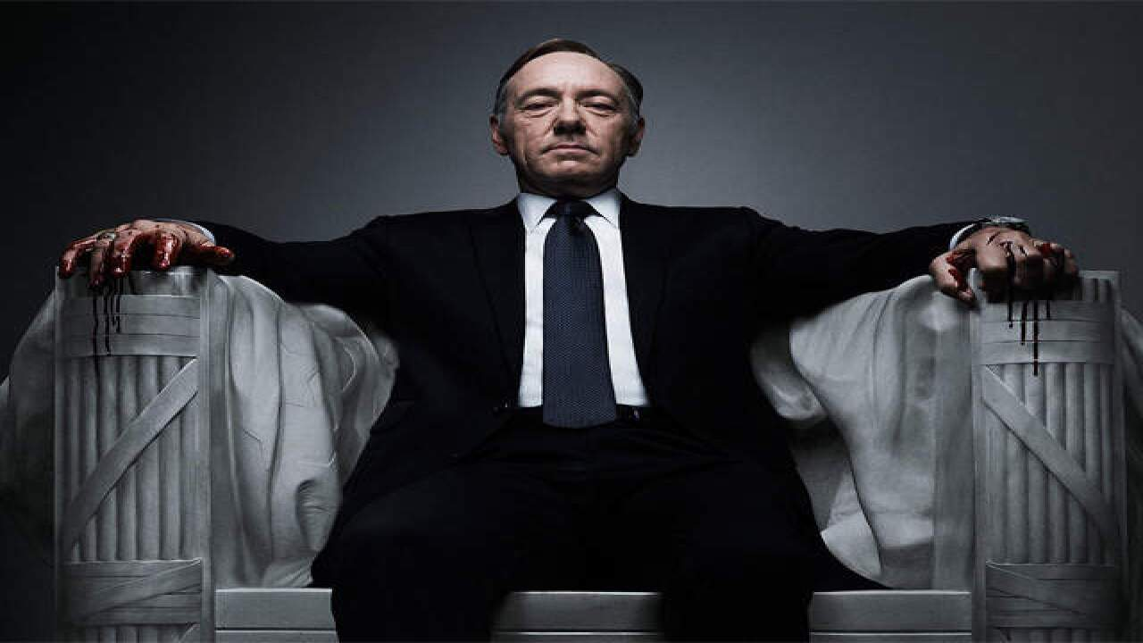 Netflix says no more Kevin Spacey on 'House of Cards'