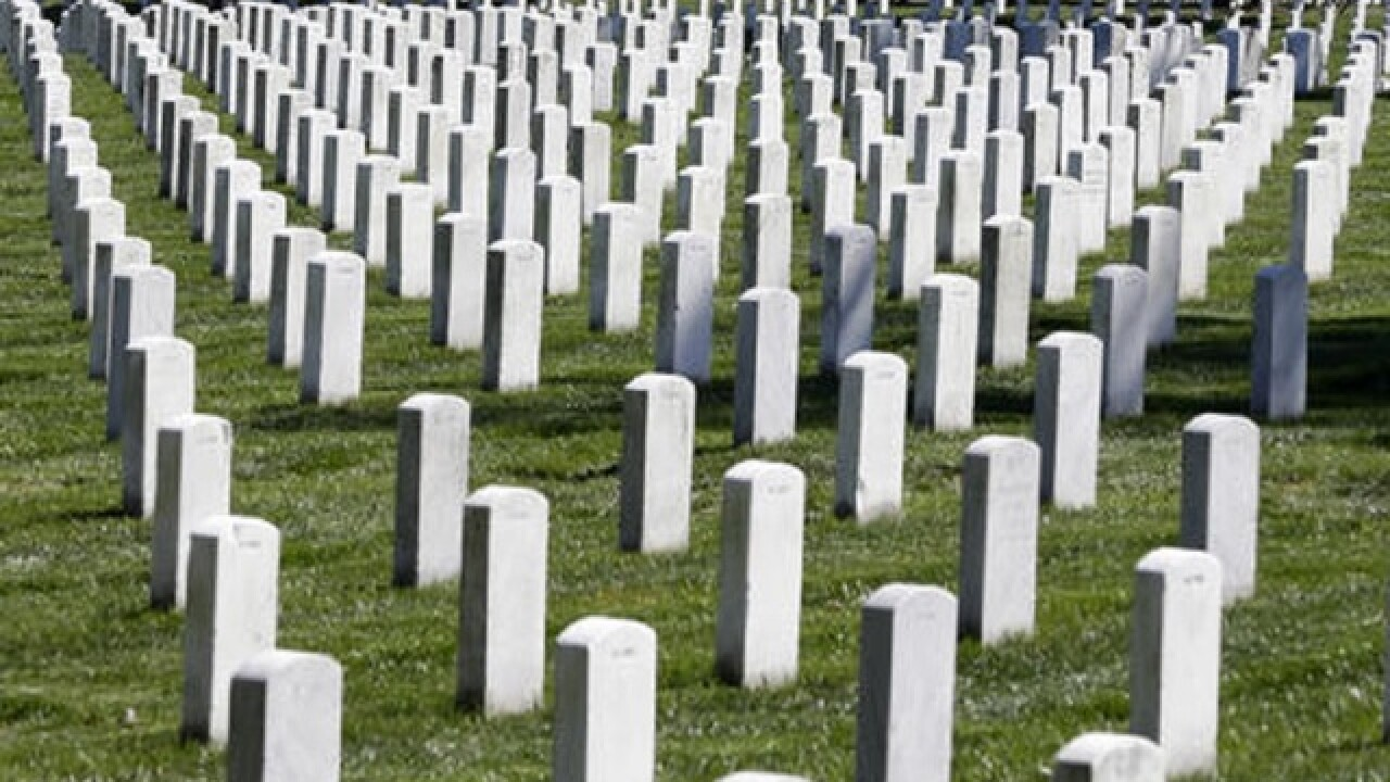 Arlington, ashes bill reaches Obama