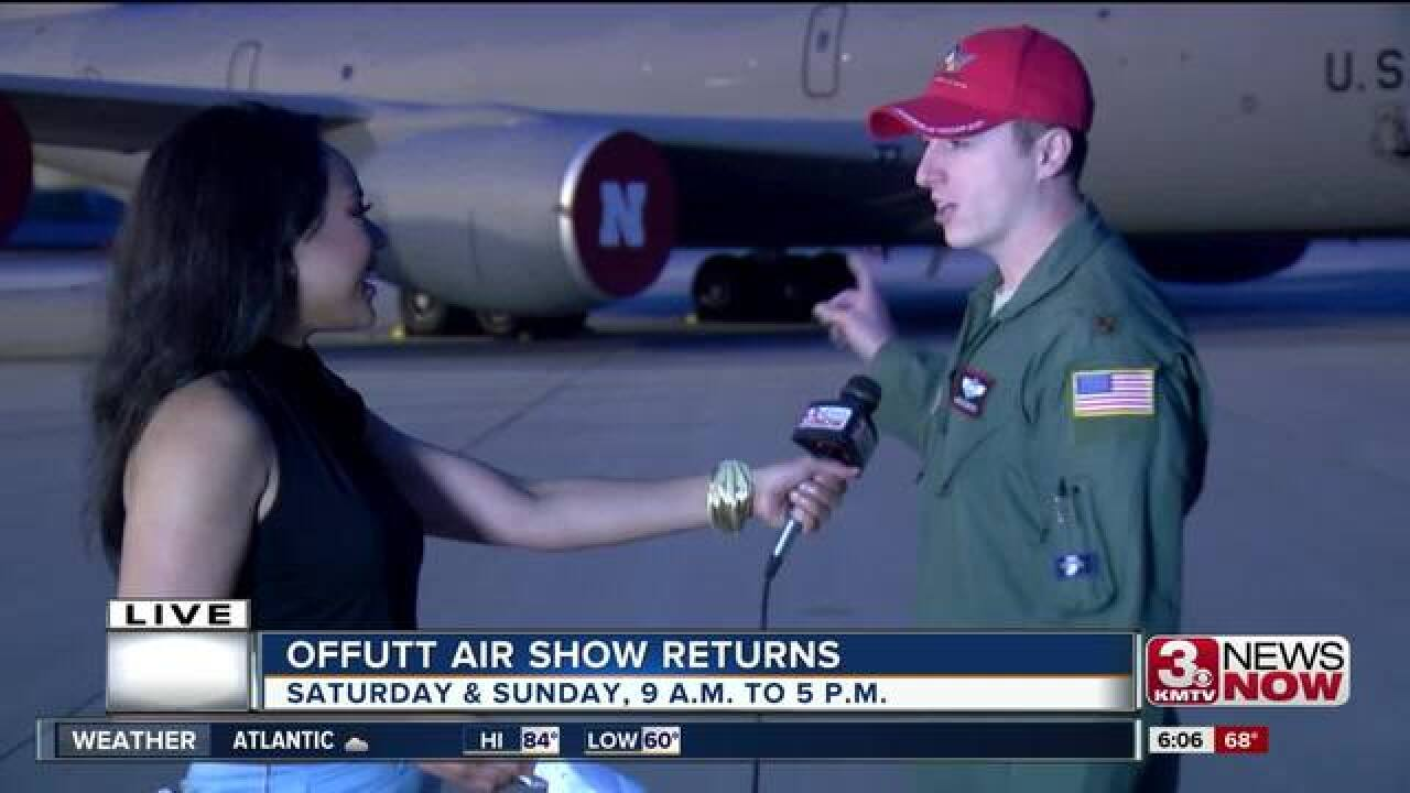About 150,000 people expected to attend air show