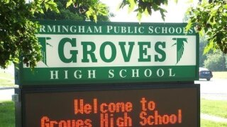 Groves High School
