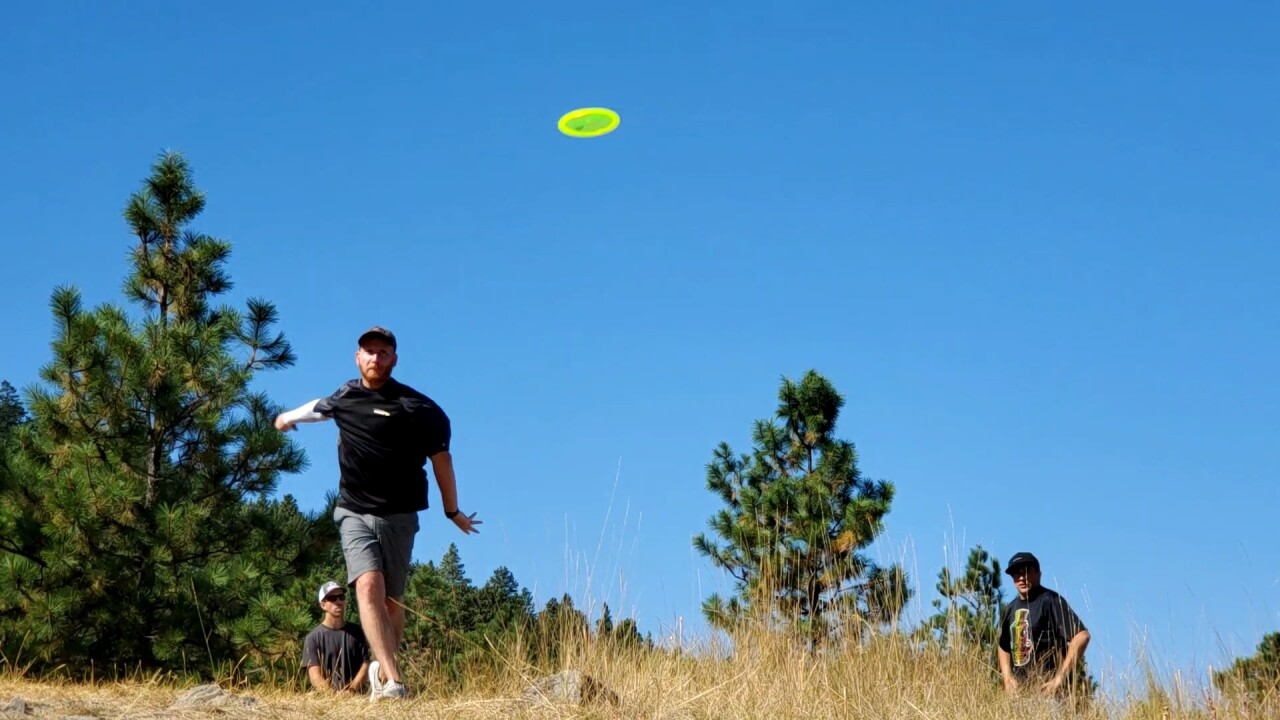 Queen City Disc Golf Tournament goes on with COVID-19 precautions