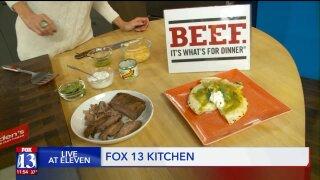 Recipe: Shredded Beef and EggsQuesadillas