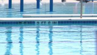 Four pools will remain open this holiday weekend