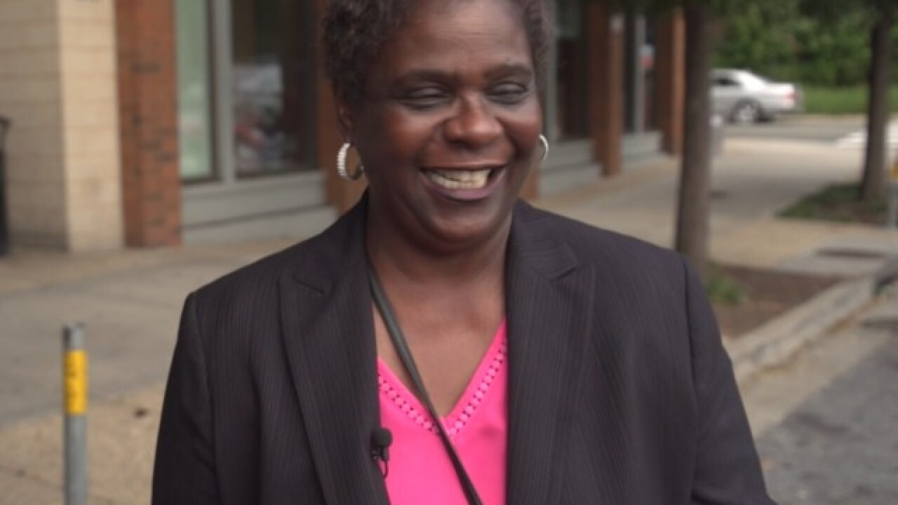 Woman convicted of fraud in the 80s given the right to vote, wants to help others