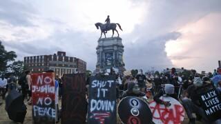 Racial Injustice Confederate Monuments