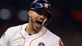 Astros send Correa for rehab assignment after back injury