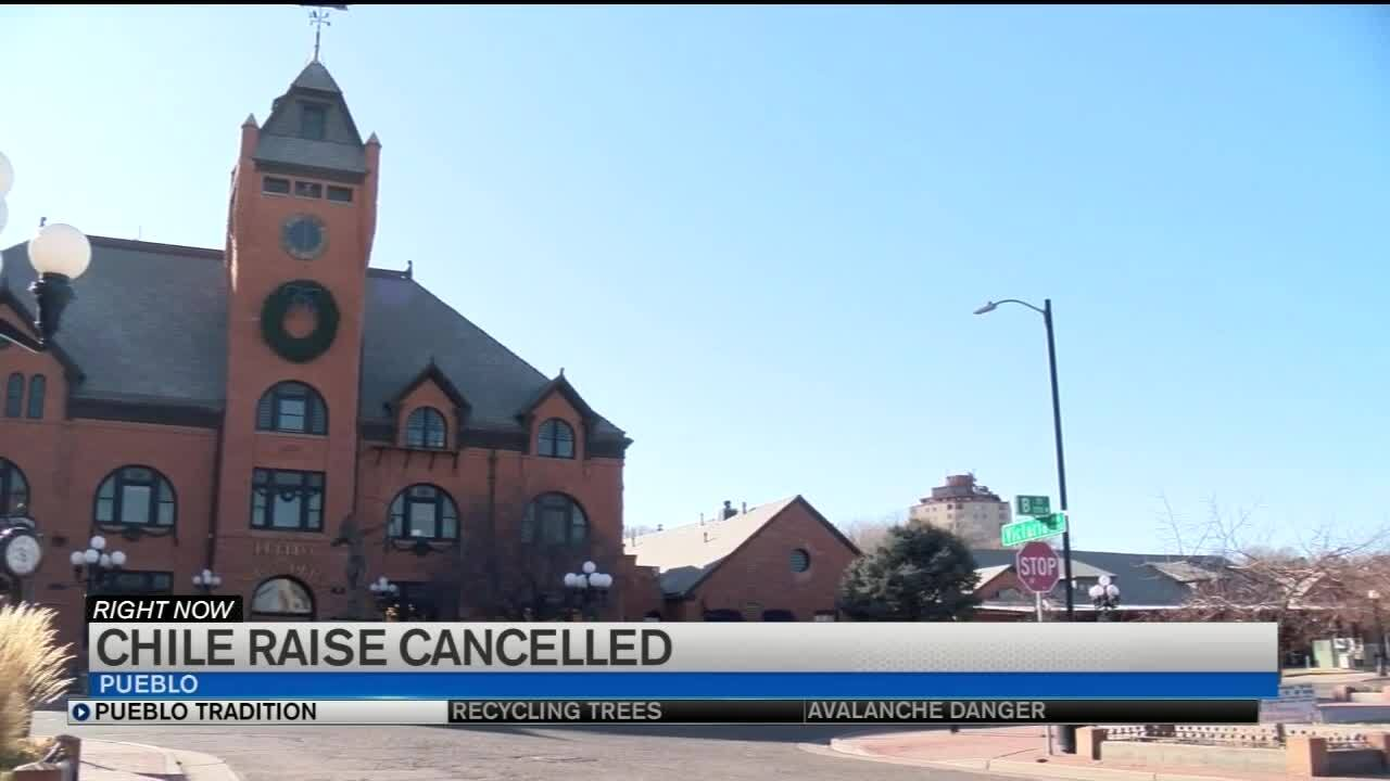Pueblo Child Raise canceled