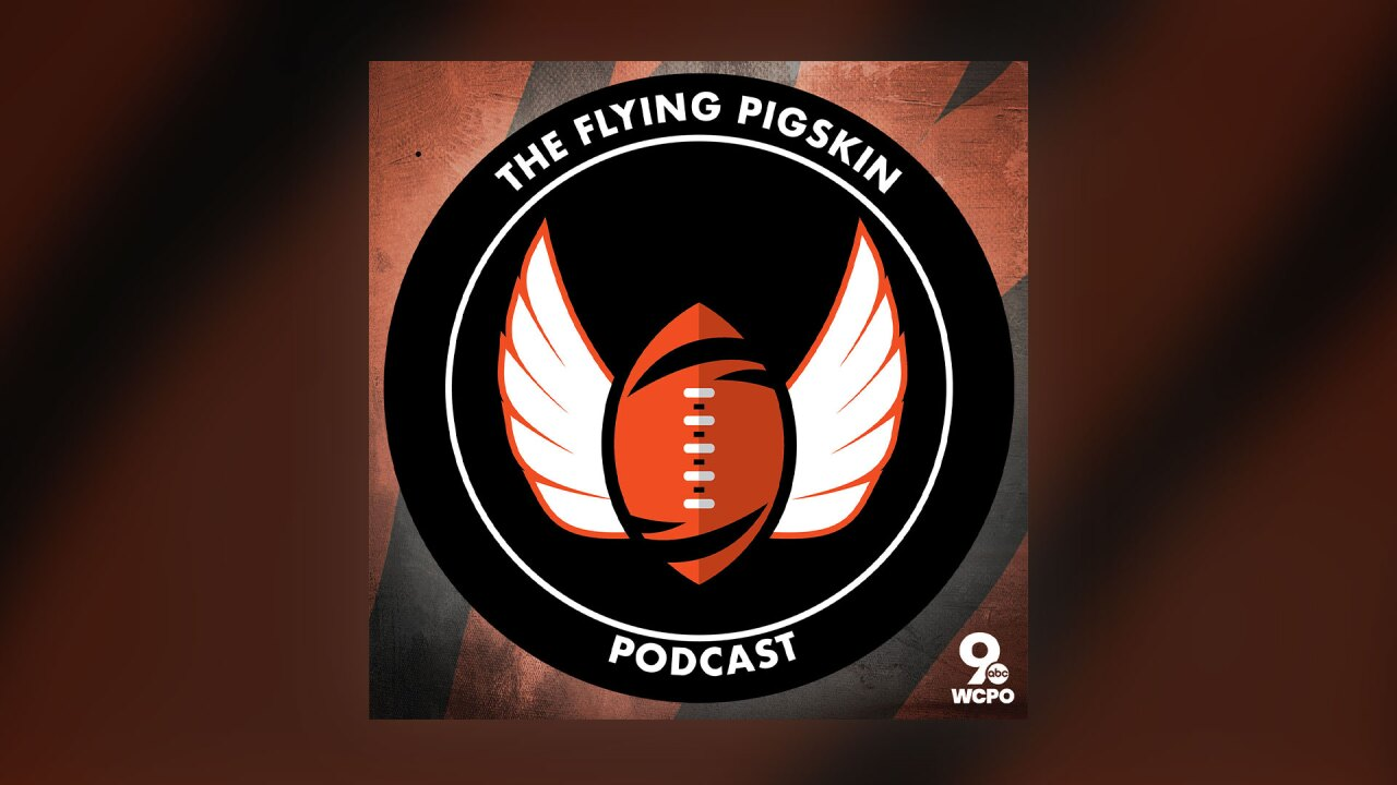 The Flying Pigskin Podcast - 2020 - 16x9