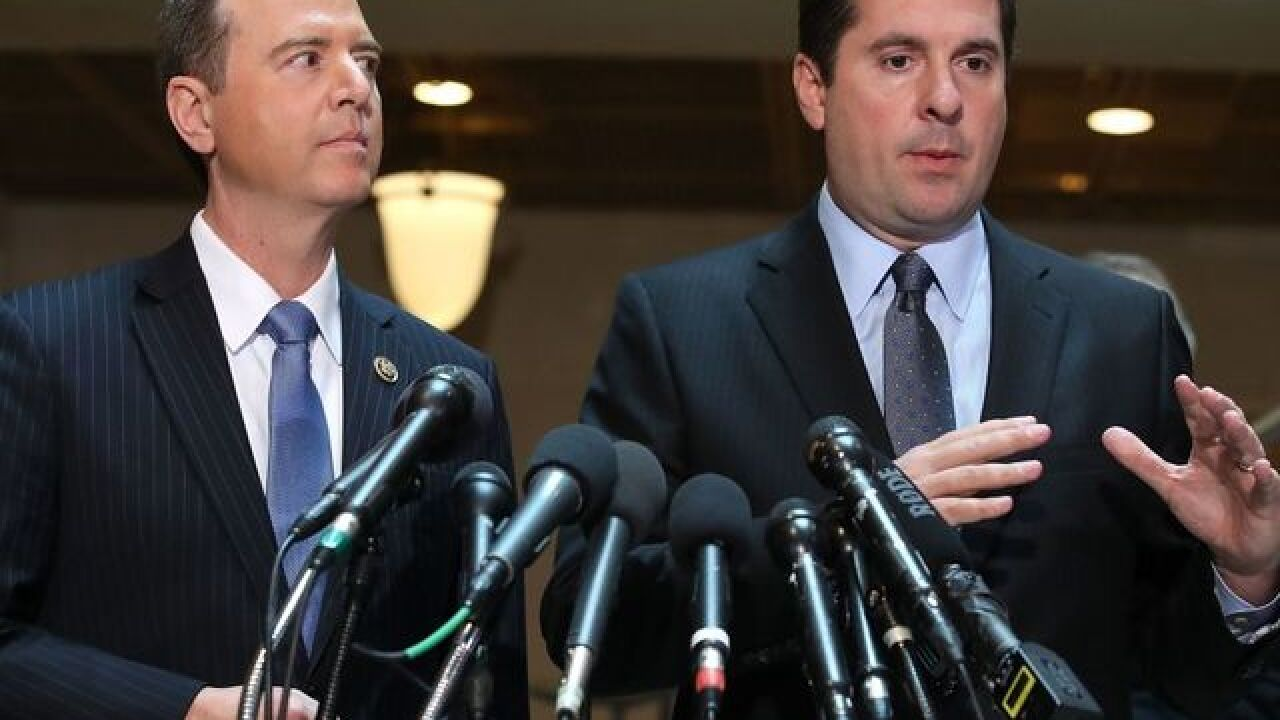 Democrats respond to the release of the Nunes memo, calling it dangerous
