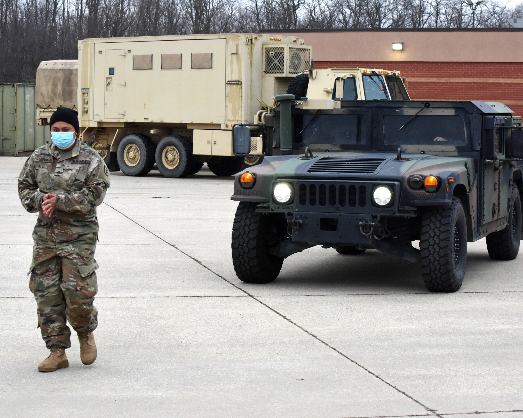 Michigan National Guard to join support effort for Inauguration in Washington, D.C.