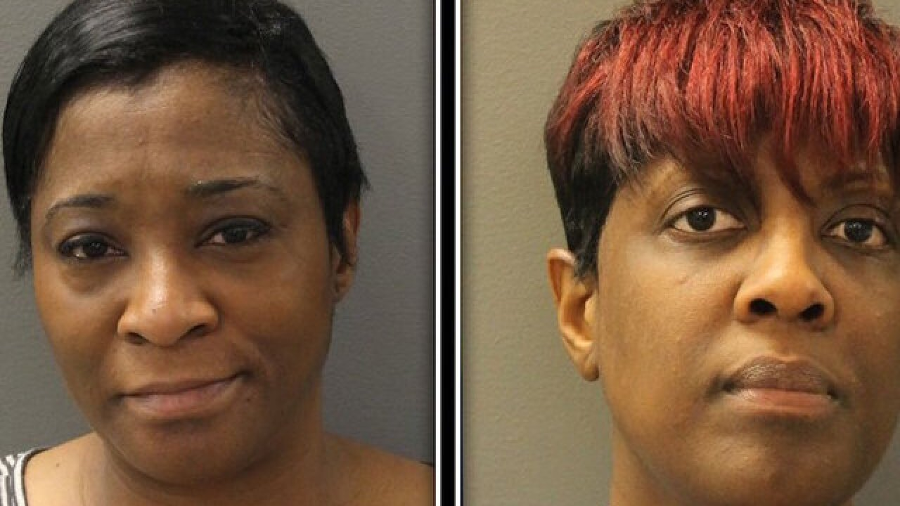 Two group home employees accused of assaulting patient