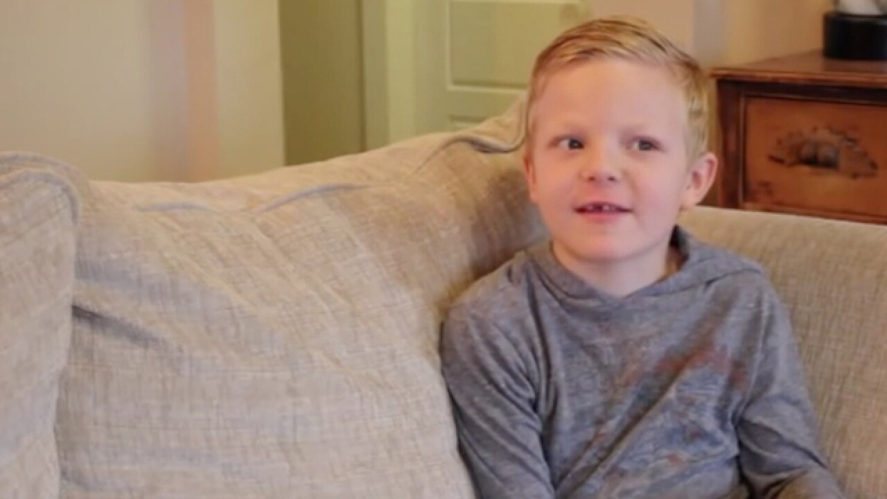 Video: Kids make up things about Elf on the Shelf as mom fires questions