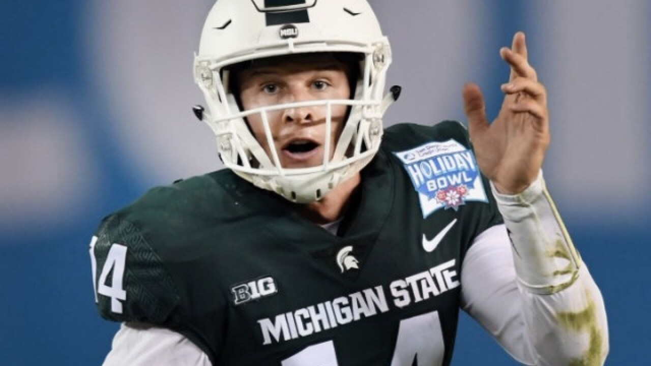 Michigan State won in '17 with youth, which should make the rest of the Big Ten on alert this year
