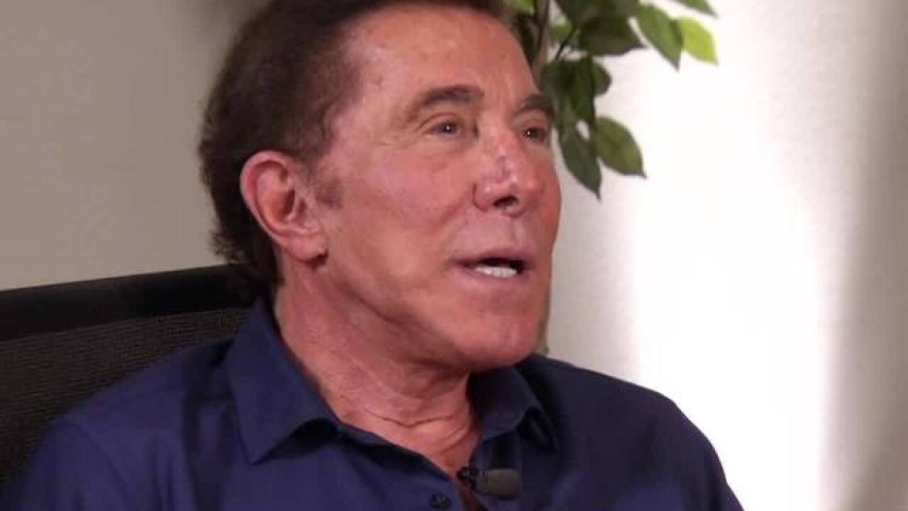Steve Wynn selected as one of Forbes' 100 Greatest Living Business Minds