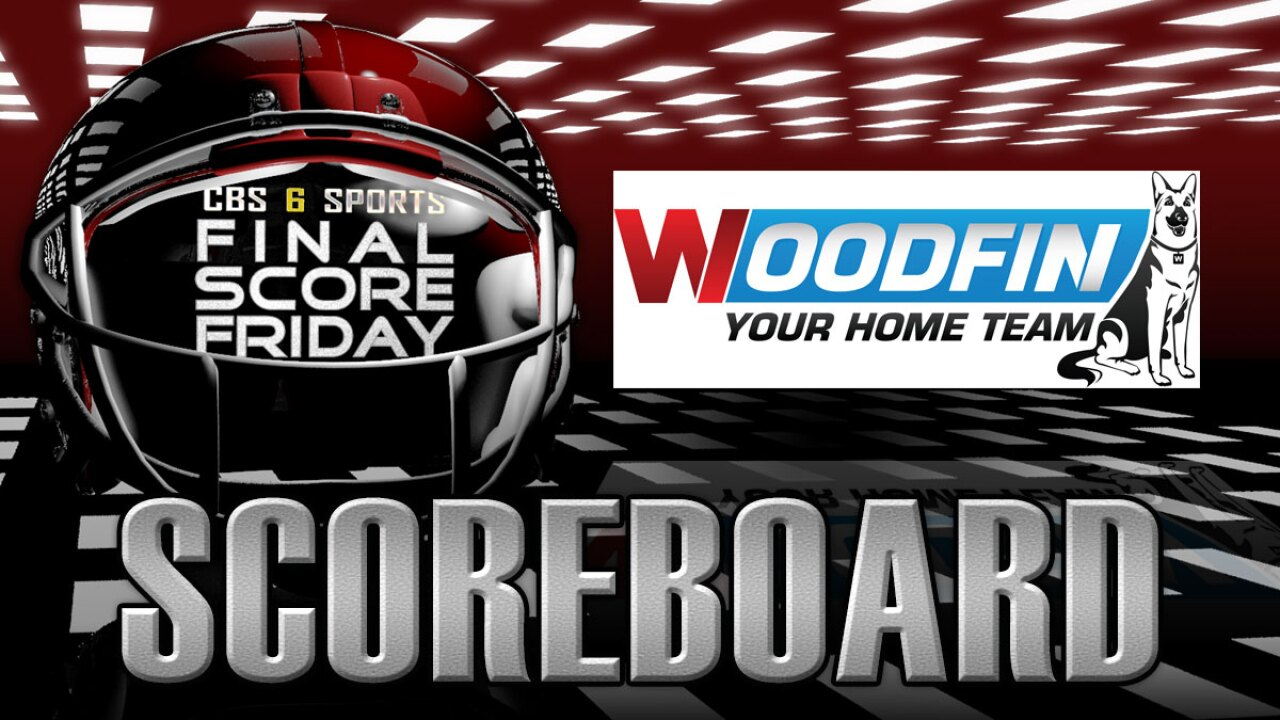 FINAL SCORE FRIDAY – Week 8 Scores and Highlights