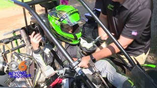 The ABCs of Speed: Chesterfield 7-year-old hopes to become the next DennyHamlin