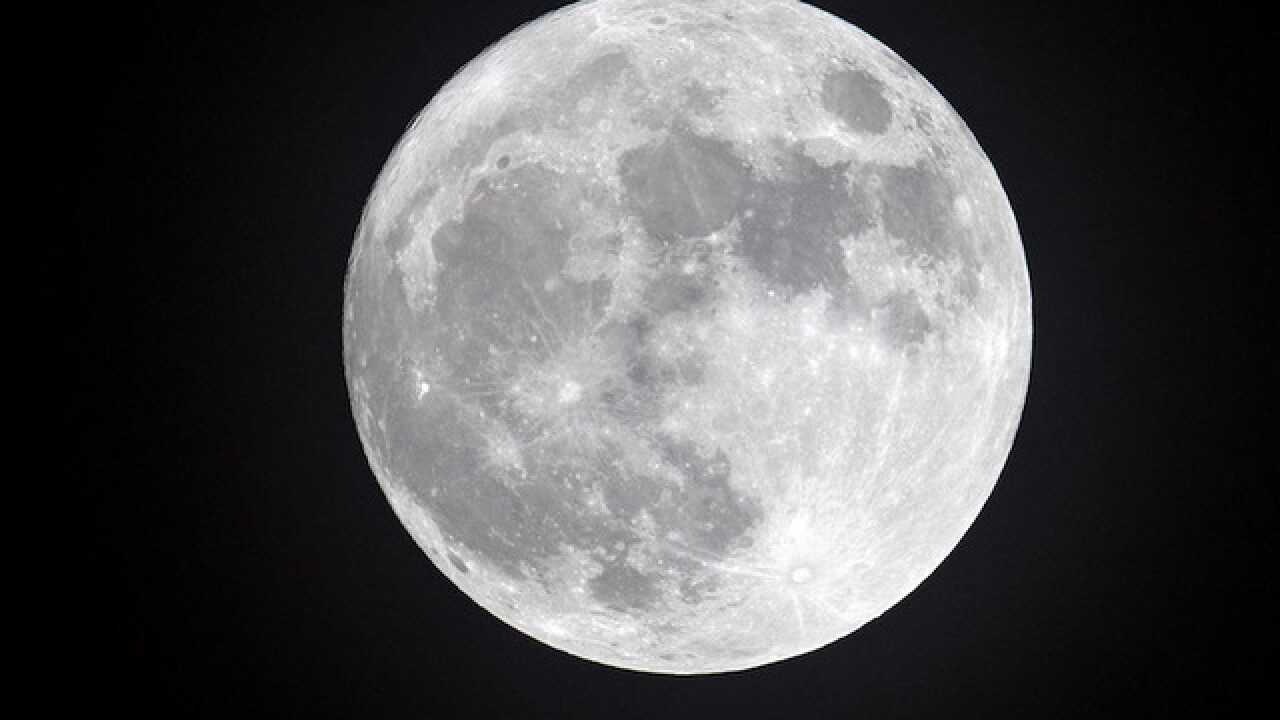 First supermoon of 2018 will be on New Year's Day