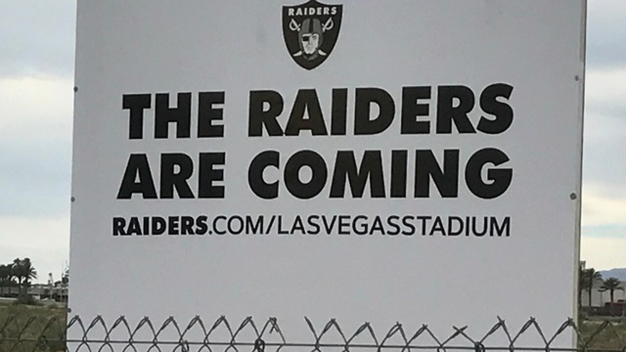 Henderson wants Raiders practice facility