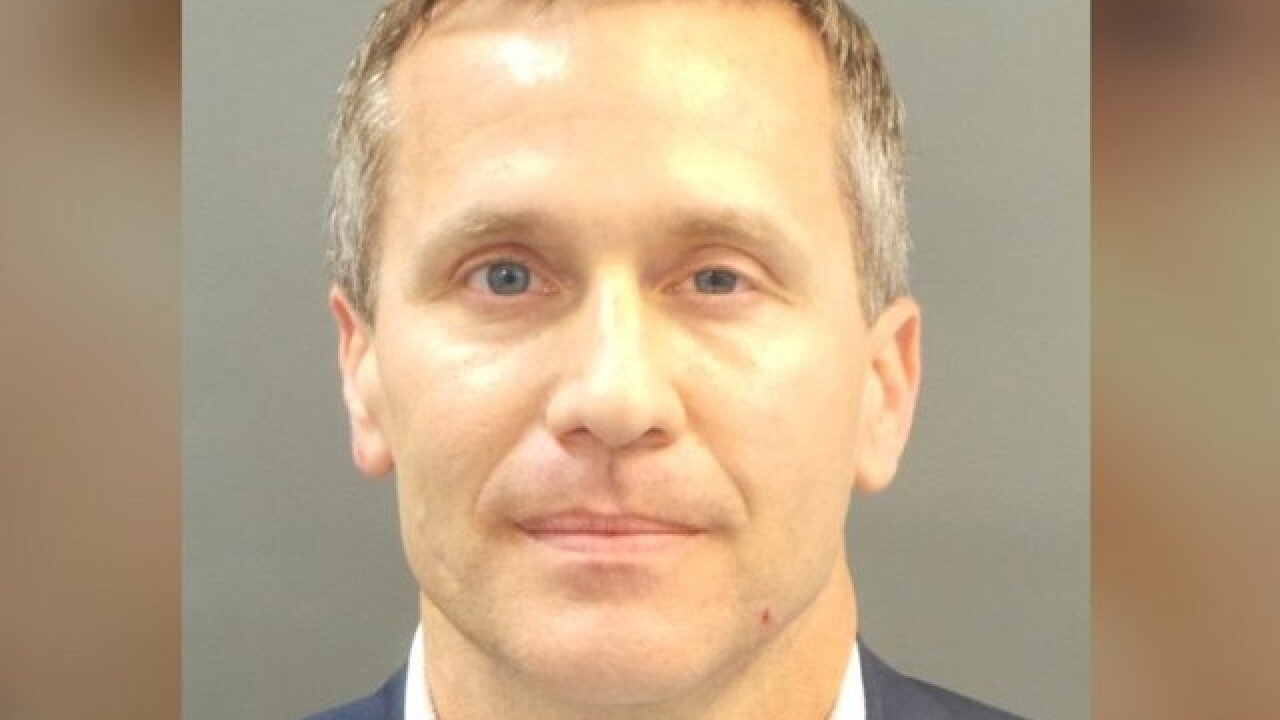 Greitens' attorneys appear in court to talk trial date