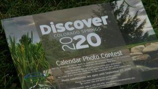 Discover Colorado Springs Calendar