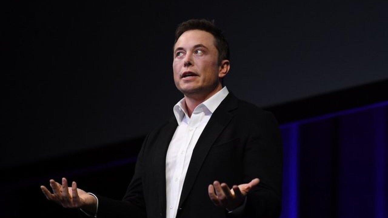 Elon Musk considering taking Tesla private
