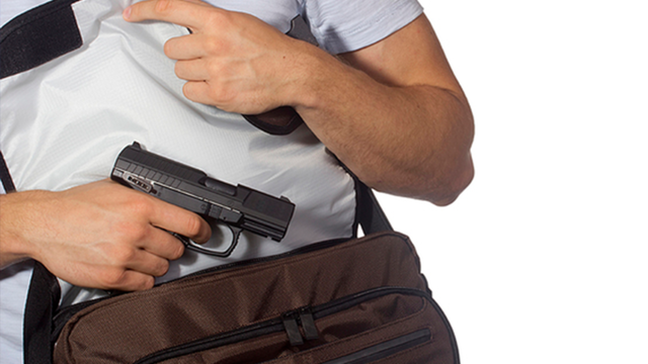 University in Fla. to allow staff to carry guns