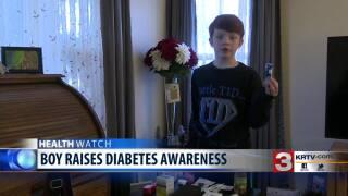 Great Falls boy doesn't let diabetes slow him down
