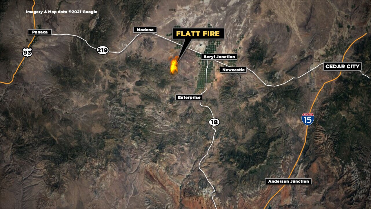 New Flatt Fire